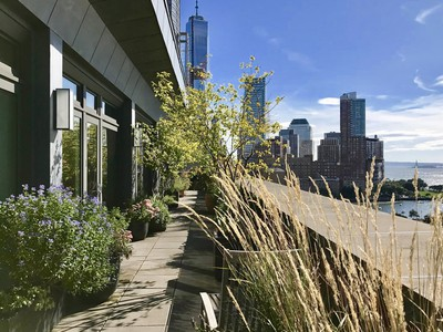Meryl Streep's Urban Oasis Hits the Market