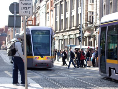 Living on the Luas: Green Line Zone 2